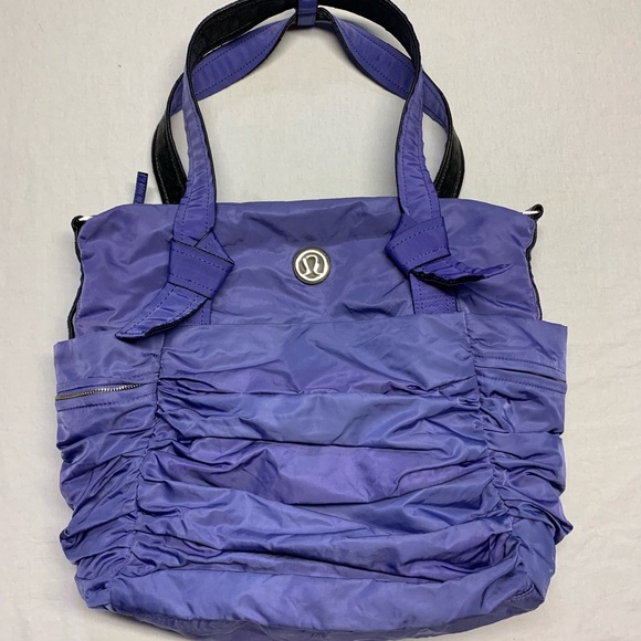 lululemon athletica Handbags - Lululemon Athletica Gym/Carry On Travel Bag